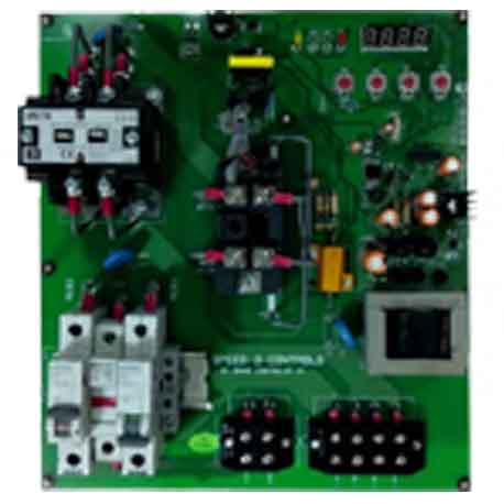 DC Brake Rectifier Panel
